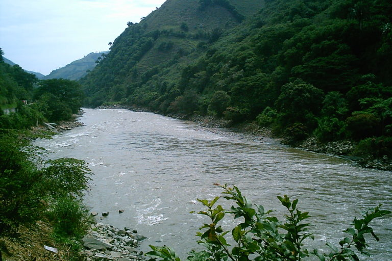 Cauca River. Photo via Wikimedia Commons.
