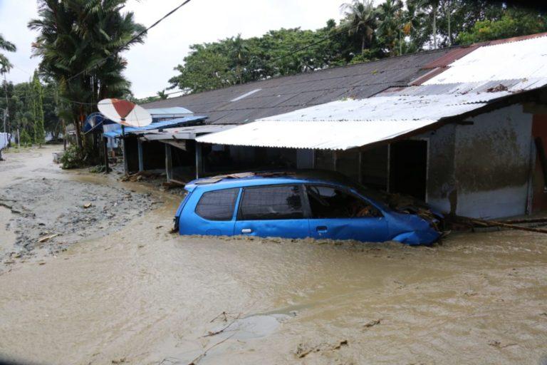 'Nothing was left': Flash floods, landslides hit Indonesia's Papua region