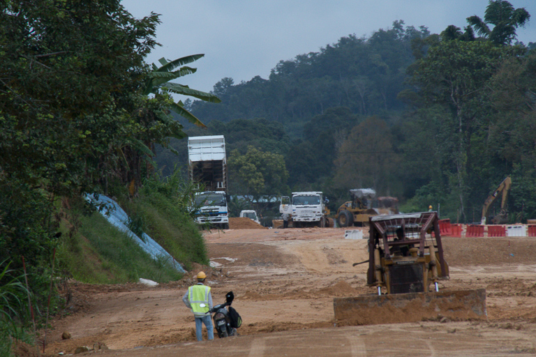 Malaysian state chief: Highway construction must not destroy