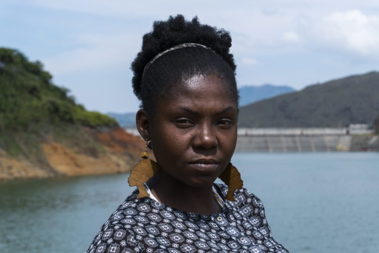 2018 Goldman Environmental Prize Winner Francia Márquez. Image courtesy Goldman Environmental Prize.