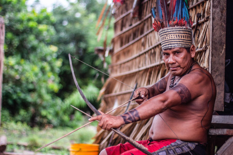 The Sateré-Mawé move to reclaim Amazon ancestral lands from invaders