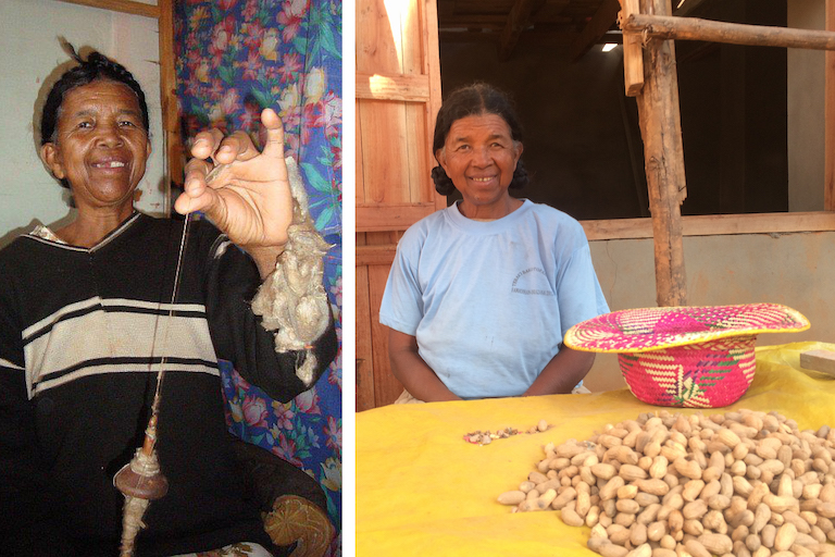 Madagascar: What's good for the forest is good for the native silk industry