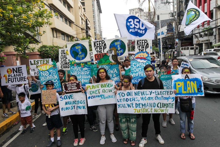 GLOBAL YOUTH CLIMATE STRIKE / MAY 24, 2019.