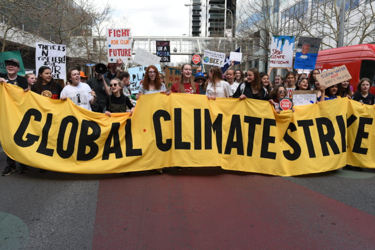 All set to strike: Students youths and activists clamor for climate justice