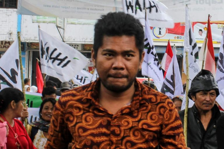 Suspicions of murder in death of Indonesian environmental activist