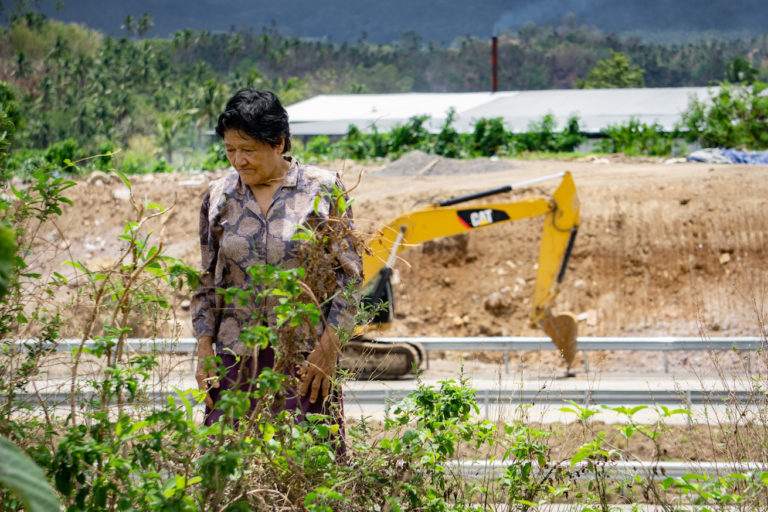 In Indonesia a project meant to boost livelihoods has left locals behind