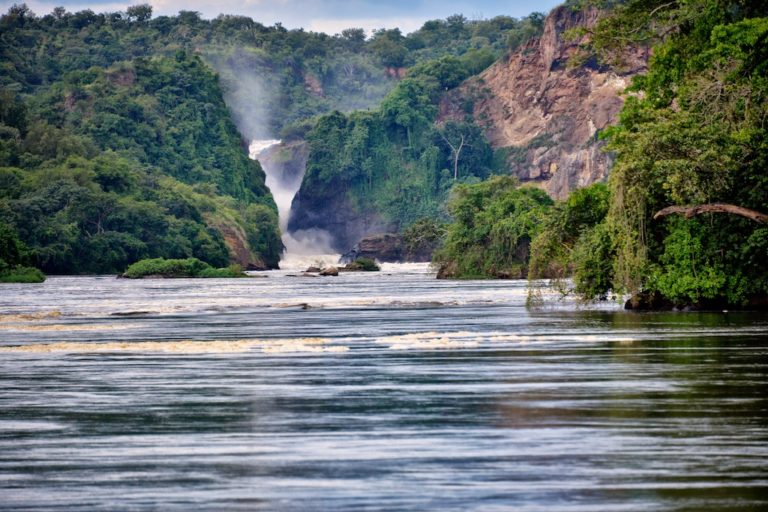 Murchison Falls. Image by Rod Waddington via Flickr (CC BY-SA 2.0)