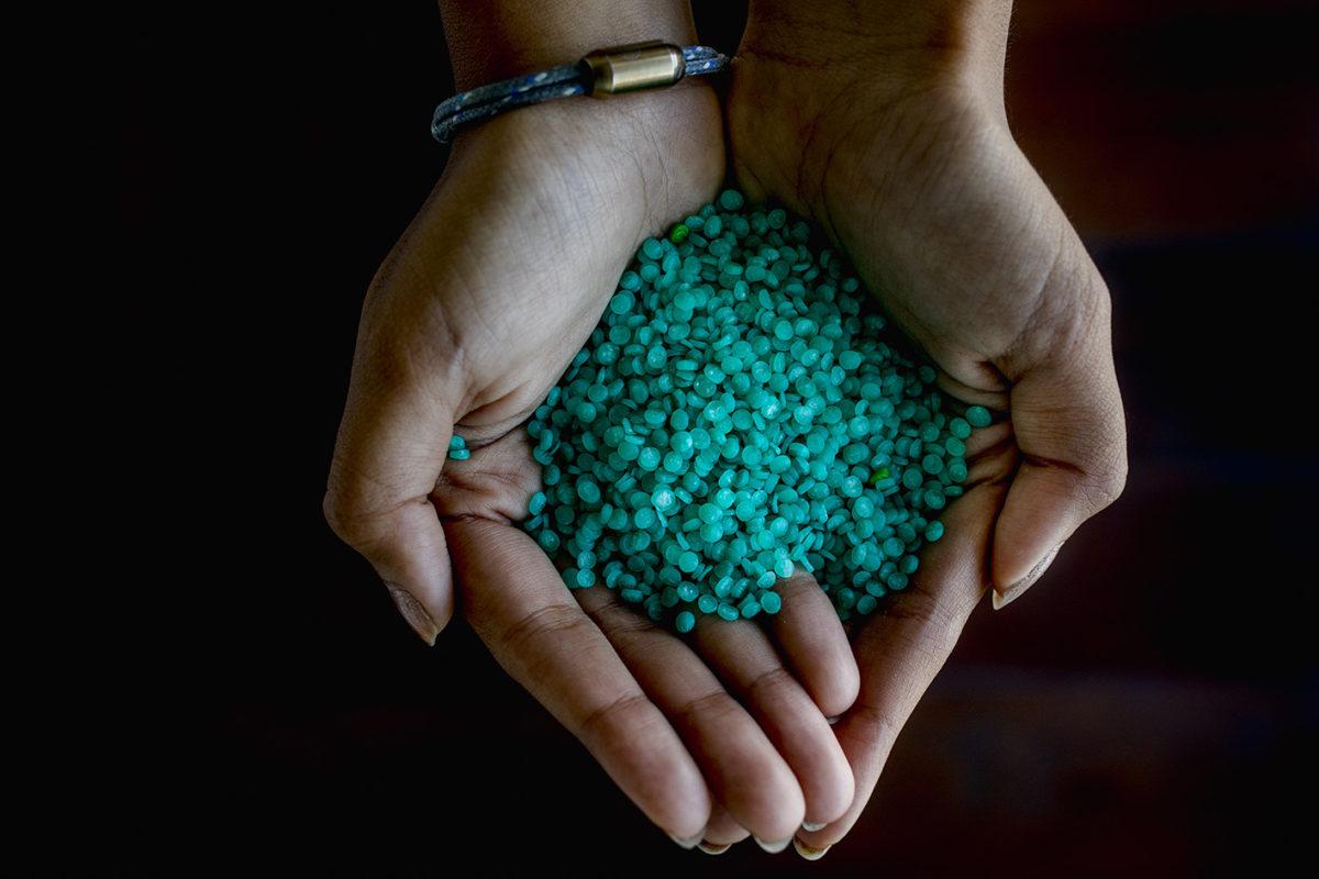 maniokstärkelserna som bioplastpåsarna är baserade på.