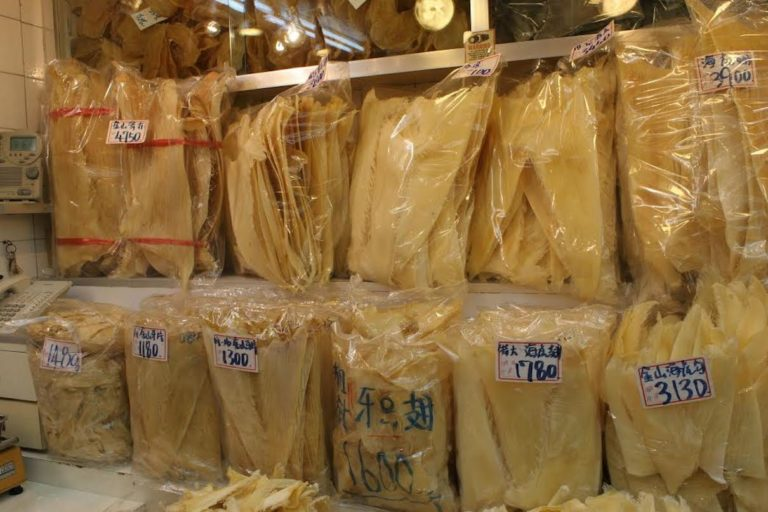 Mercury with that? Shark fins served with illegal doses of heavy metals
