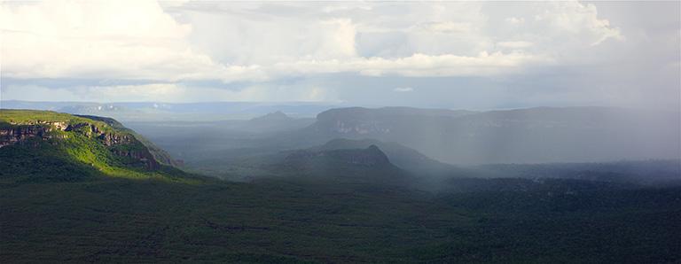 Chiribiquete National Park landscape, Colombia. Photo by E. Ortiz