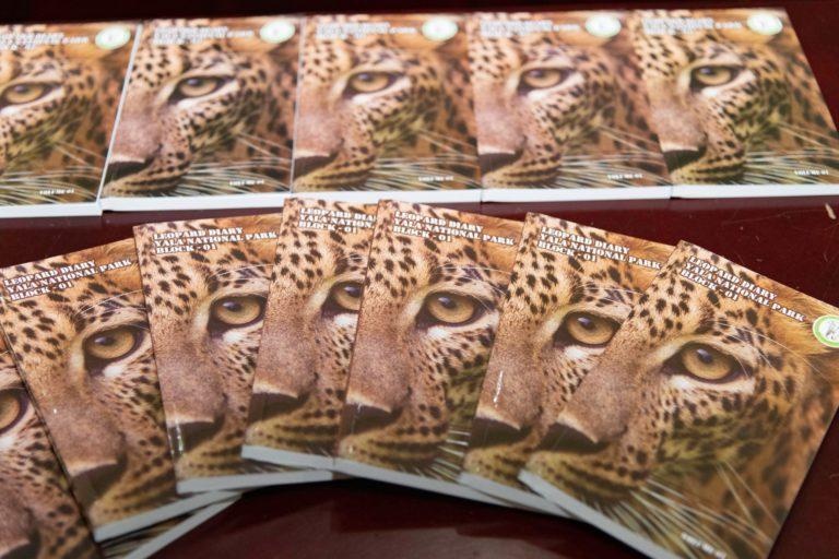 5 The leopard diary 1 in sri lankan news