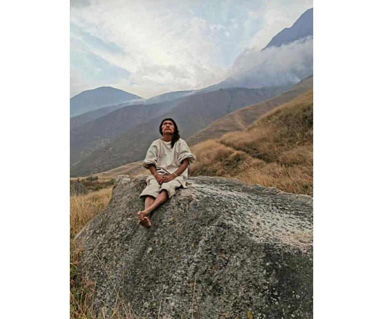 Jose de los Santos Sauna Limaco was a political leader of the Kogi peoples of the Sierra Nevada of Colombia.