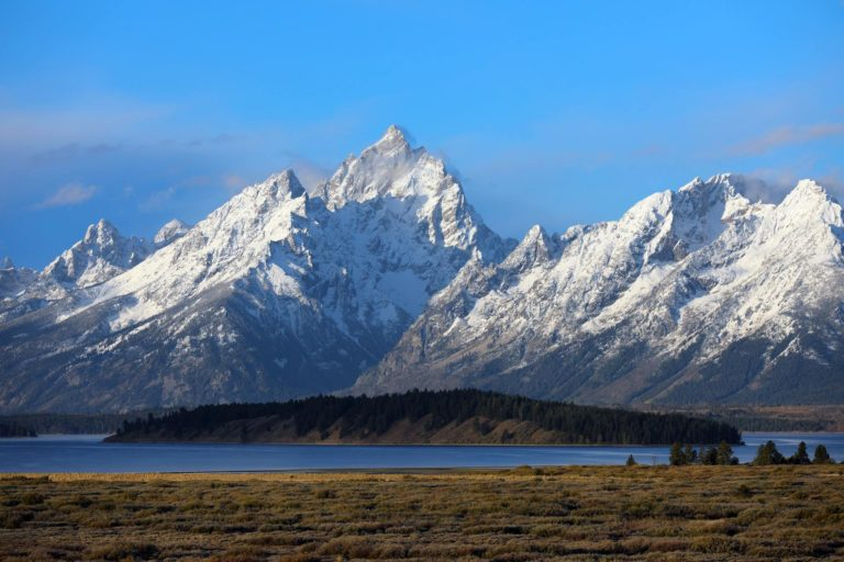 Grand Tetons in Wyoming. Photo by Rhett A. Butler.