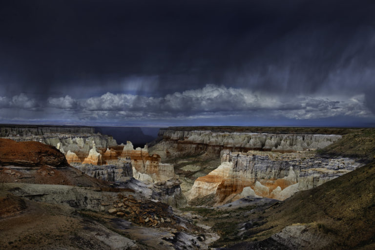 Coal Mine Canyon. Photo © John Fowler