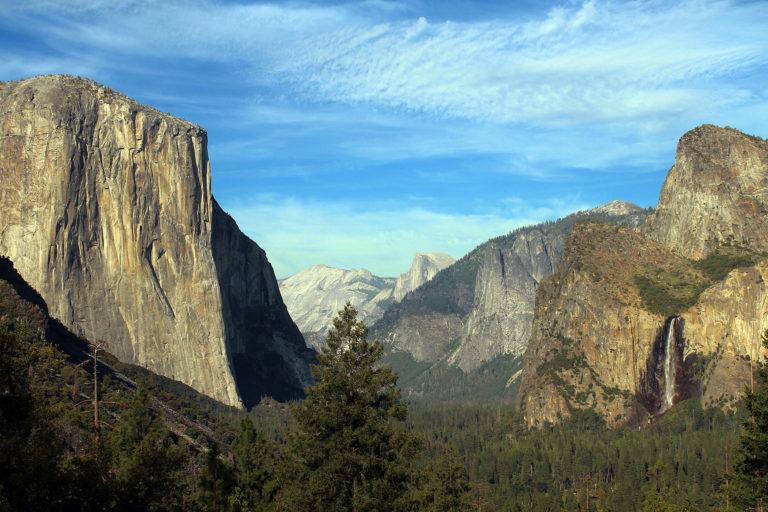 Yosemite Valley in California. Photo by Rhett A. Butler.