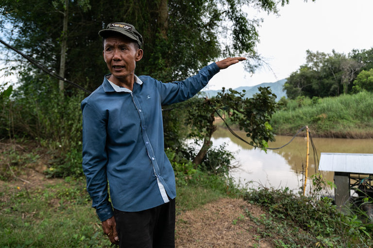 Chiang Rai Community Continues the Fight to Save its Wetland Forest