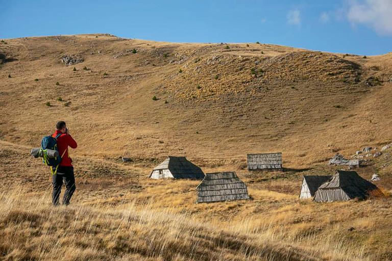 A katun on Sinjajevina Mountain. Image courtesy of the Save Sinjajevina Association.