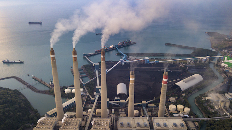 indonesia coal plants