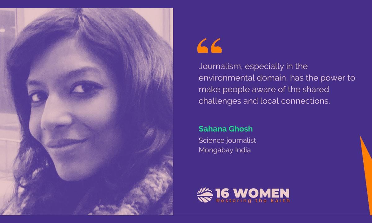 Sahana Ghosh quote