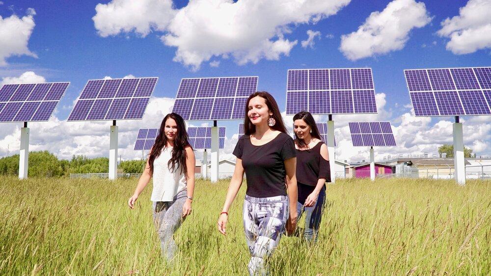 Photo credit: Sacred Earth Solar