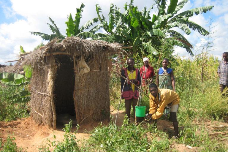 Ekwendeni-Malawi arborloo