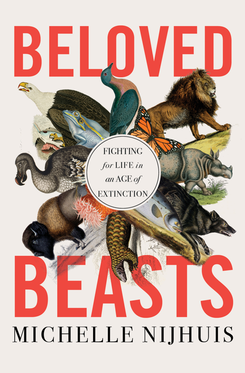 Beloved Beasts was published on March 9, 2021. Image courtesy of W.W. Norton and Company.