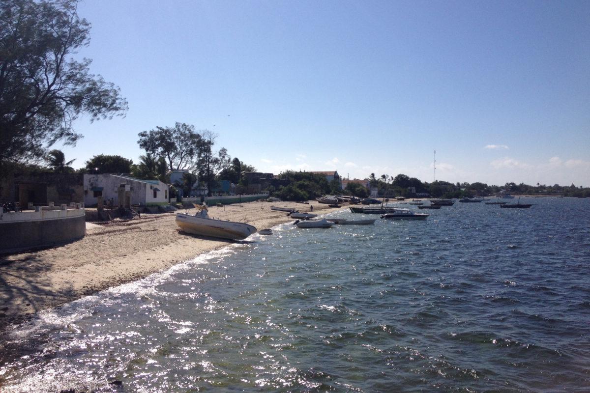 Quirimbas Coastline Mozambique