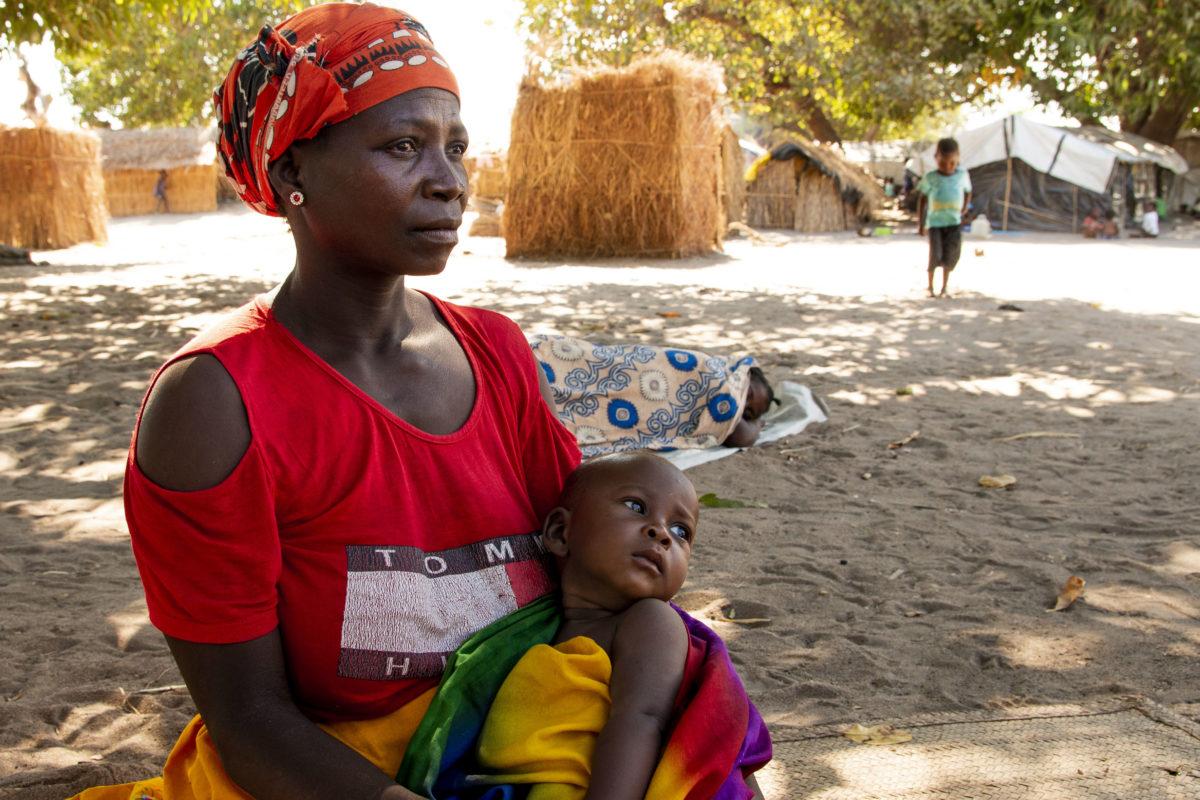 Cabo Delgado IDPs