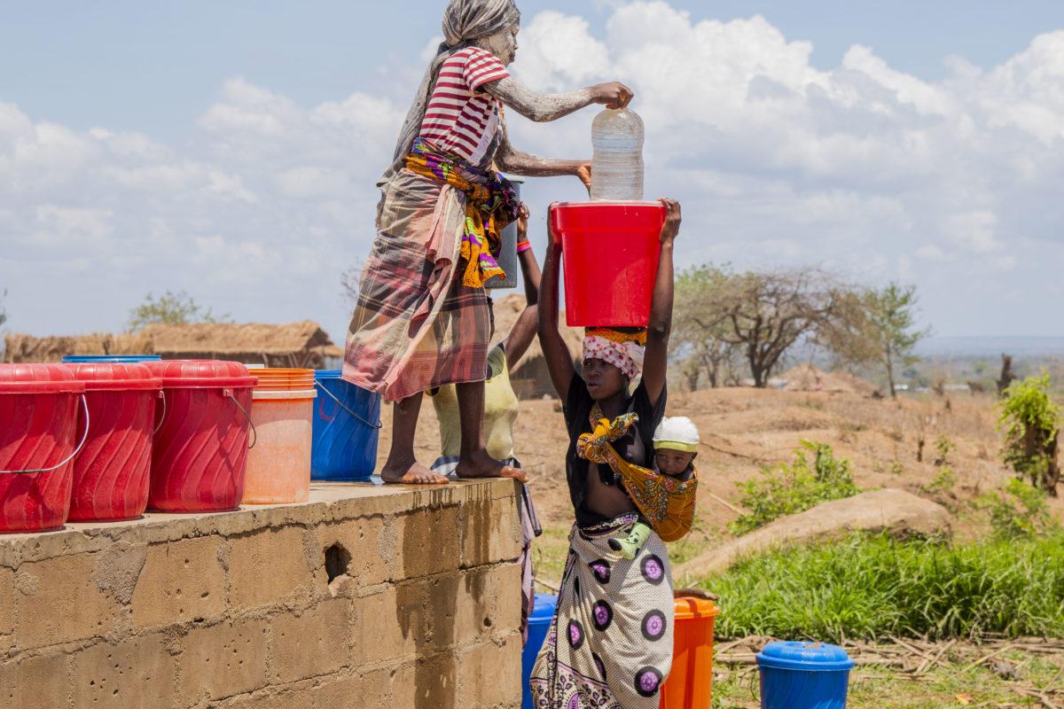 Cabo Delgado IDPs Mozambique