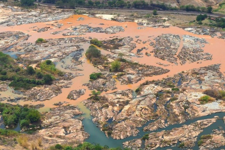 'Throw them overboard': Brazil mine disaster victims bullied over compensation