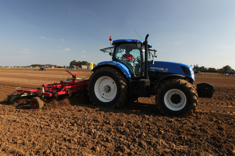 Heavy farm machinery can compact agricultural soils, reducing their water-holding capacity and leaving surrounding areas vulnerable to flash flooding. The loss of soil structure also leaves it more vulnerable to erosion and harms soil micro-organisms.