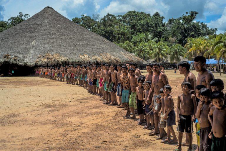 Waimiri Atroari Indigenous people in Brazilian Amazon