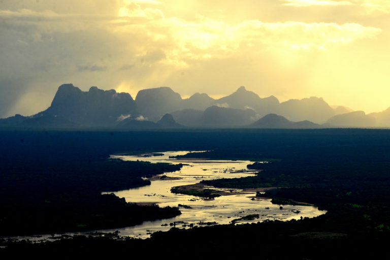 Niassa Special Reserve. Photo credit: Colleen Begg