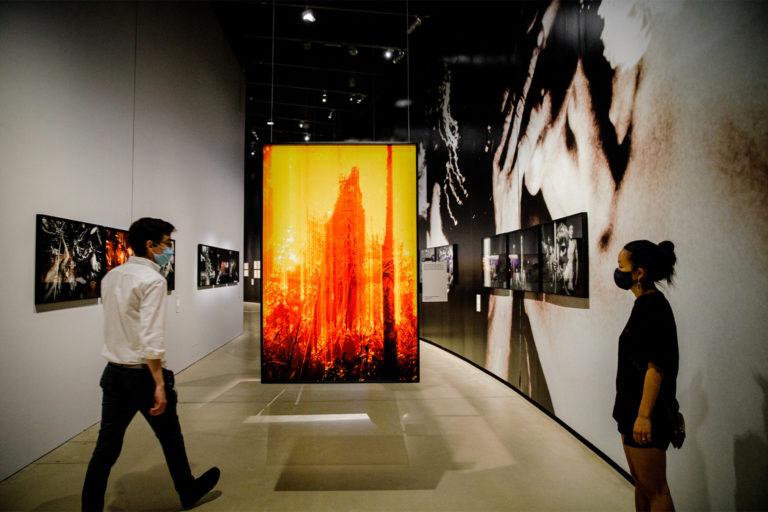 Claudia Andujar's exhibition