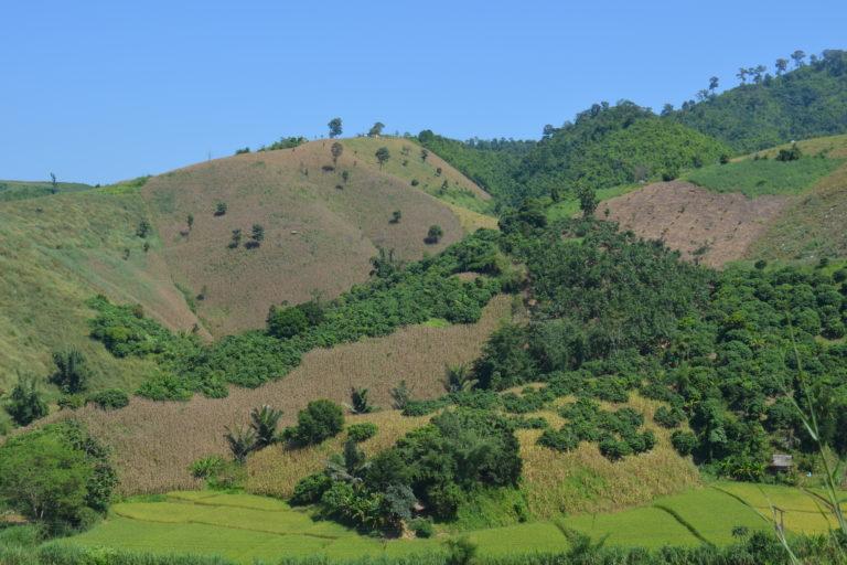 southeast asia mountains