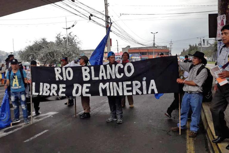 Environmental defenders in Ecuador aren't safe, new report shows