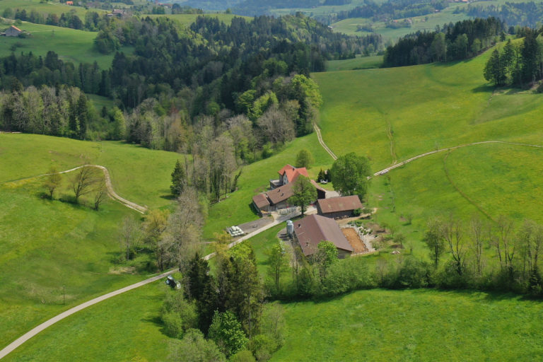The Rietholzbach catchment is a hilly pre-alpine basin in north eastern Switzerland