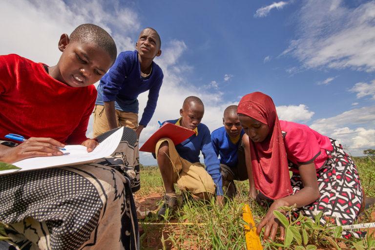 Youth Environmental Education. Photo credit: Felip Rodriguez