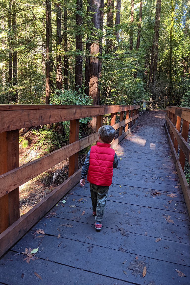 O'Donnell recommends spend time outdoors with your family to distill a connection and passion for nature in younger generations.