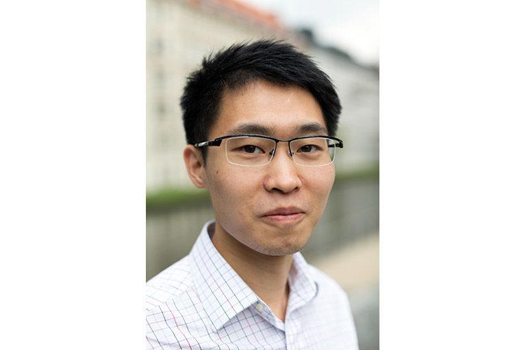 Li Shuo, Climate and Energy Campaigner Greenpeace China.