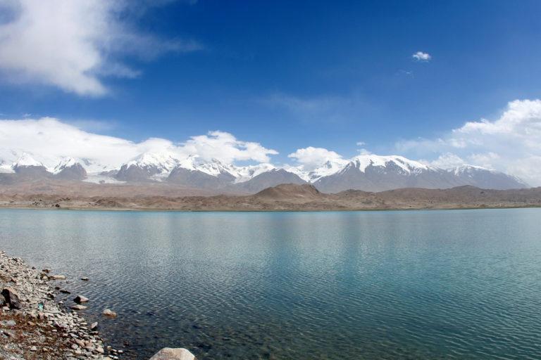 Karakul Lake, Xinjiang province, China. Photo credit: Rhett A. Butler