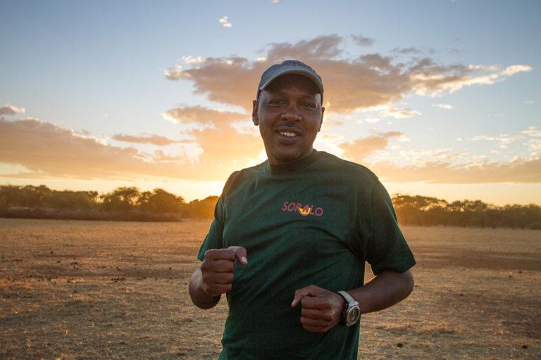 John Kamanga. Photo credit: Johann du Toit: