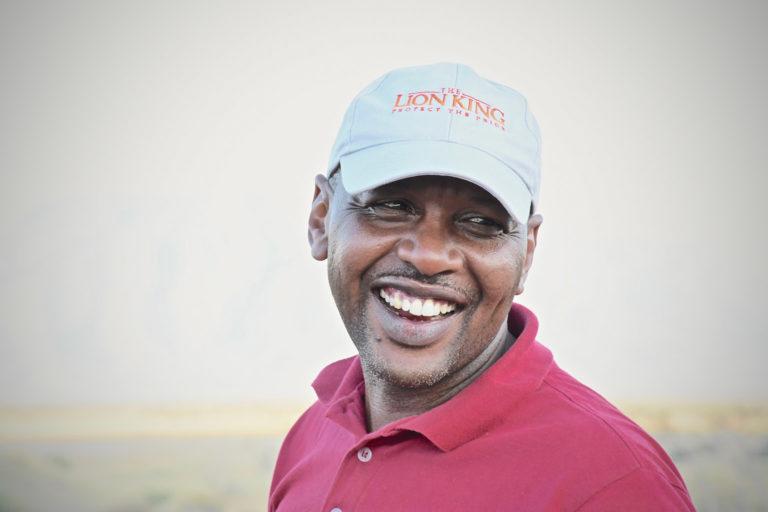 John Kamanga. Photo credit: Guy Western