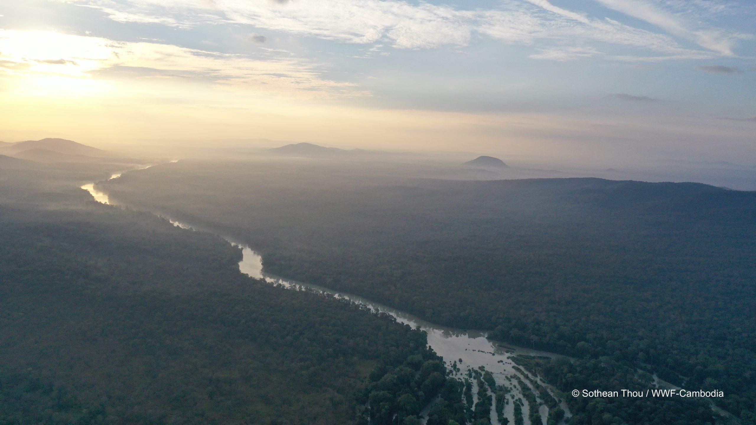 Srepok river
