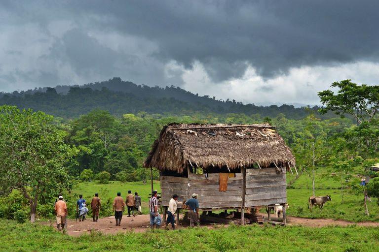 Mayangna in Nicaragua