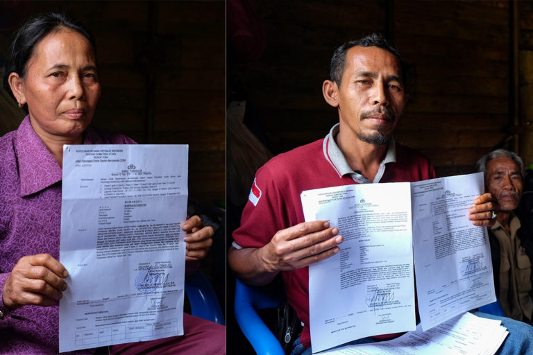 Indigenous group faces eviction for 'New Bali' tourism project in Sumatra