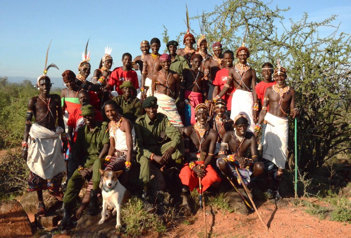 Ewaso Lions Team (Medium)