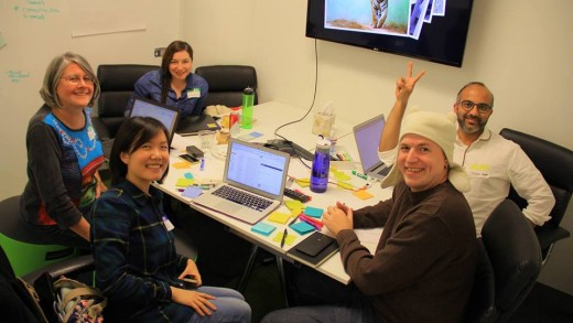 group hacking in mtg room_IOE 2