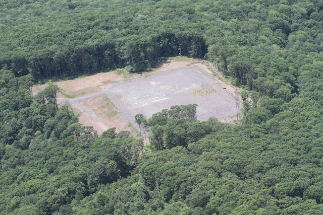 Fracking wellpad in PA State Forest 2012_BillHoward-The Downstream Project via LightHawk