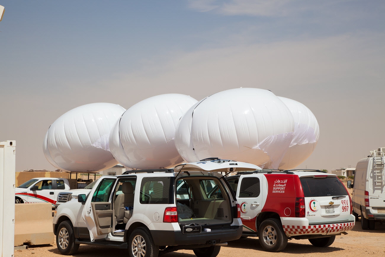 A Beginner's Guide to Aerostats